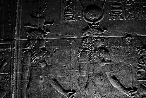 Bas relief of Isis | by selva