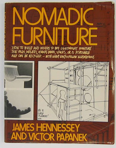 Nomadic Furniture | by For Inspiration Only