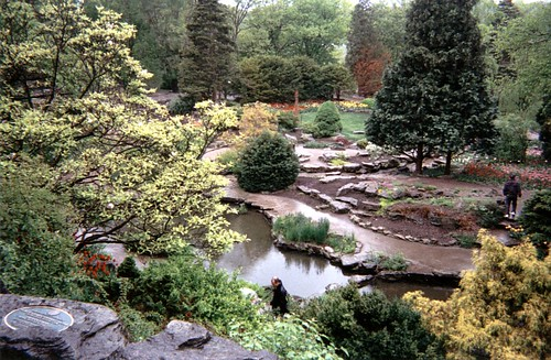 the rock garden at hamilton s royal botanical gardens flickr