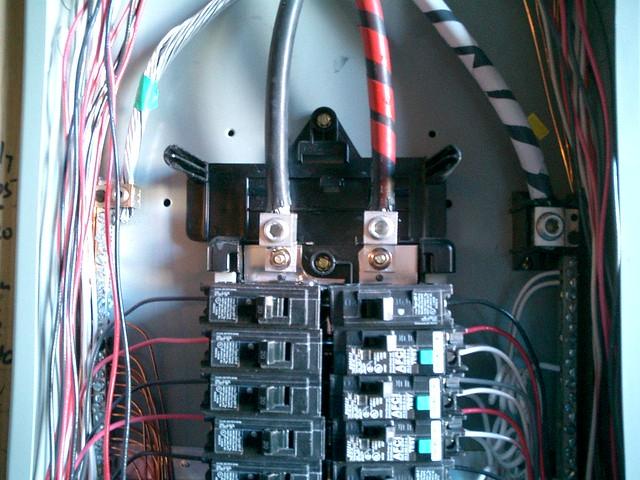 Circuit Breaker Panel Circuit Breaker Panel by