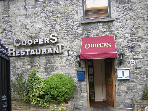 Coopers Restaurant And Bar London Do You Habe To Book
