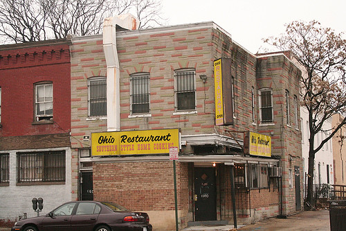 Ohio Restaurant, 1300 block H Street NE, Washington, DC ...