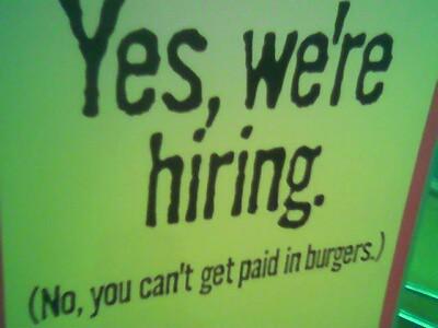 best now hiring sign ever jason cosper flickr