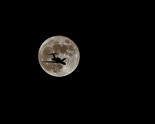 fly me to the moon | by Kris Kros