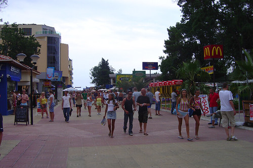 "Sunny Beach Strip | The Beach is actually named ""Sunny Beach ..."
