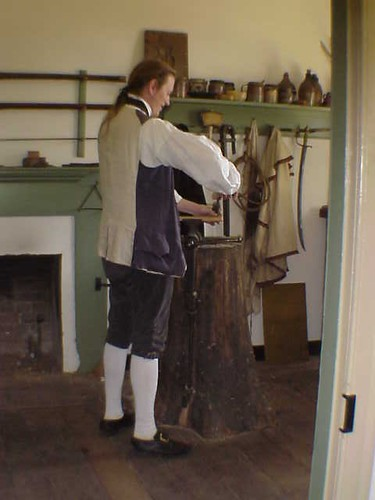 Colonial Harness Maker