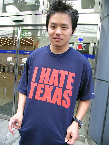 I Hate Texas | by tokyofortwo