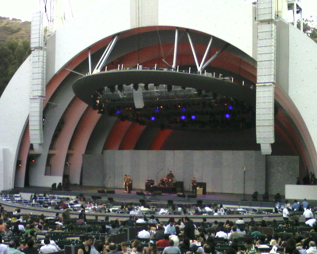 The shins hollywood bowl the shins opening for belle for Terrace 2 hollywood bowl