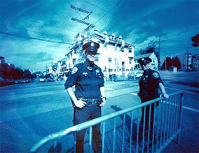 Police, Cole Valley Street Fair | by heather