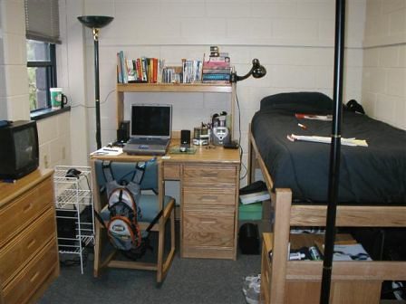 Map Dorm Room Decor