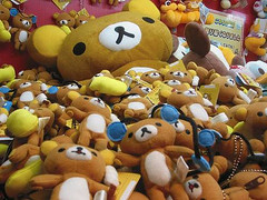 There are Lots of Stuffed Animals in Japan | by caterina