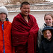 Labrang tour guide, and his charges