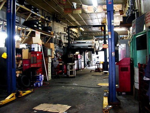 Mechanic Shop Tomas Flickr