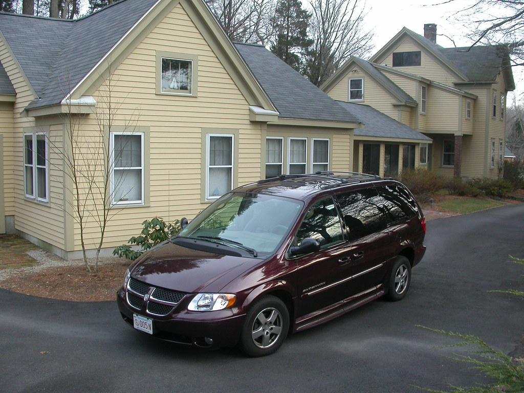 2003 Dodge Grand Caravan Mark Lewis Flickr By Marklewis