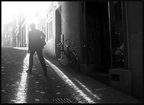 leaving home | Zurich, Switzerland. She (We never thought ...