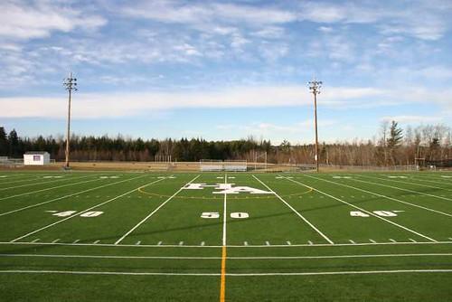 Football Field, Home Of The Hampden