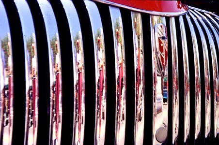 Chevy Grille | by Dawn Endico