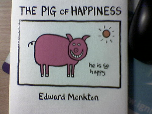 Weird book: The Pig of Happiness! | by Tom Coates