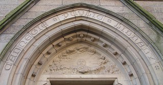 Carnegie Public Library Entrance | by Colin  Angus Mackay