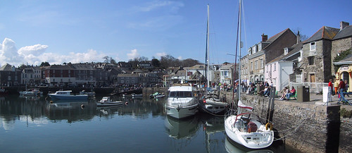 Padstow Harbour | by webmink