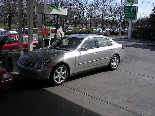 My Car: Nissan Infinity G30 | madhu | Flickr