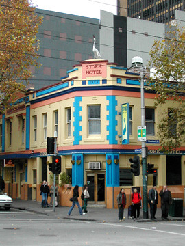 Hotels In Melbourne With Fireplace In Rooms