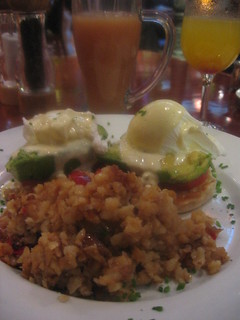 Avacado Benedict | by icopythat