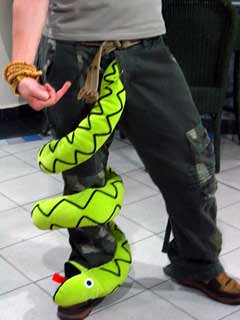 trouser snake syntaxfree flickr