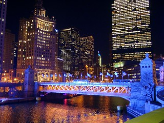 Michigan Avenue Bridge | by Giant Ginkgo