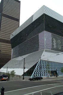 Seattle Library | by Accidental Hedonist