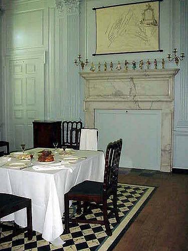Williamsburg Dining Room Furniture