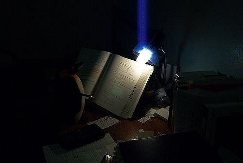 I Like Doing Homework At Night - image 11