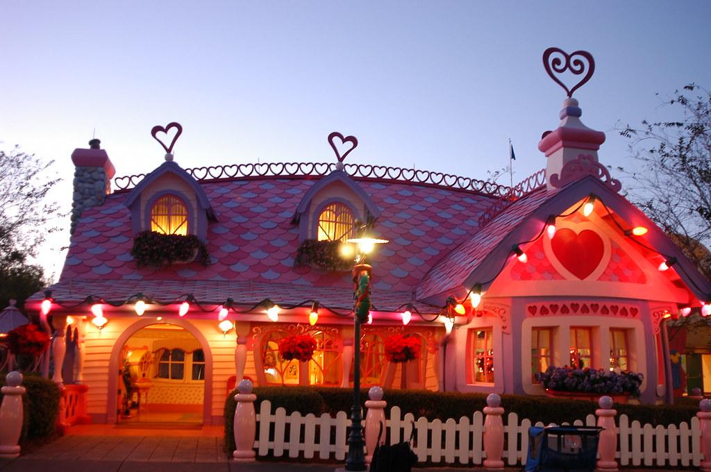Minnie Mouse House Orlando Carlo Fernandez Flickr