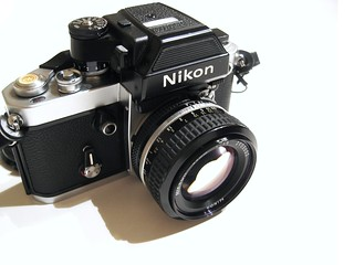 Nikon F2AS | by selva