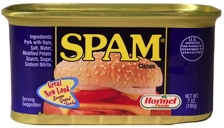 Spam | by misterbisson