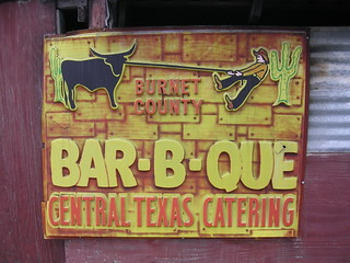 Central Texas Catering sign | by jonl