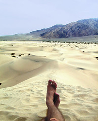Death Valley sand dunes | by .:. brainsik