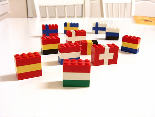 lego europe | by cemre