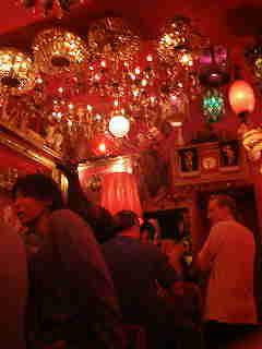 Red Bar (aka Chandelier Bar), Shibuya | John Poisson | Flickr