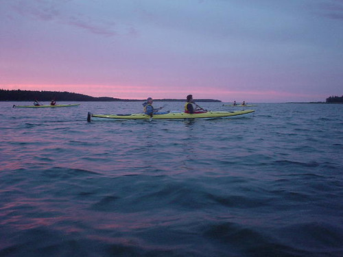 Kayaking the Baltic Sea | by jurvetson