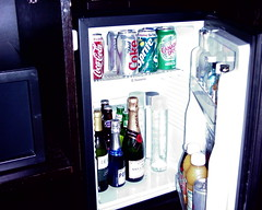 Well stocked mini-bar! | by Z_dead