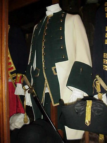 About >> 18th century Russian Officers Uniform.JPG   Photographed ...