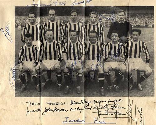 Resultado de imagem para juventus 1952