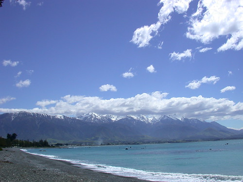 Kaikoura, New Zealand 2002 | by Agent Angelo