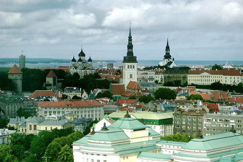 Tallinn | by jurvetson