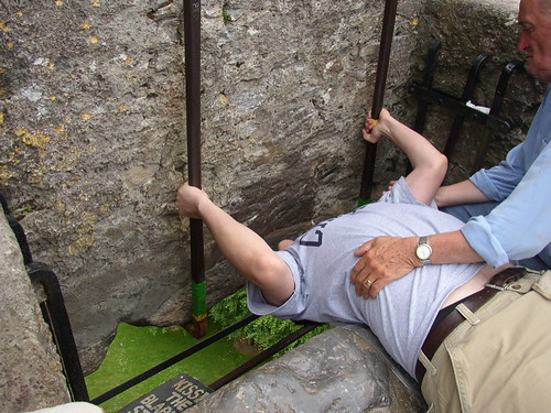 Kiss the Blarney Stone | by brosner