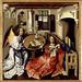 The whole Merode Altarpiece