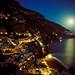 Full moon in Positano