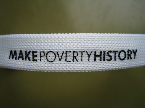 Make Poverty History | by psd