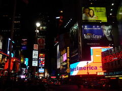 Time Square at Night | by Knot